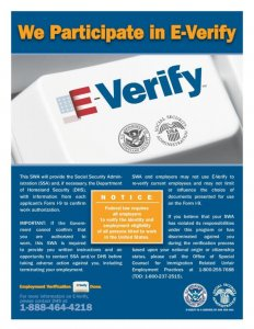 E Verify Certified Company - MaintenanceBest