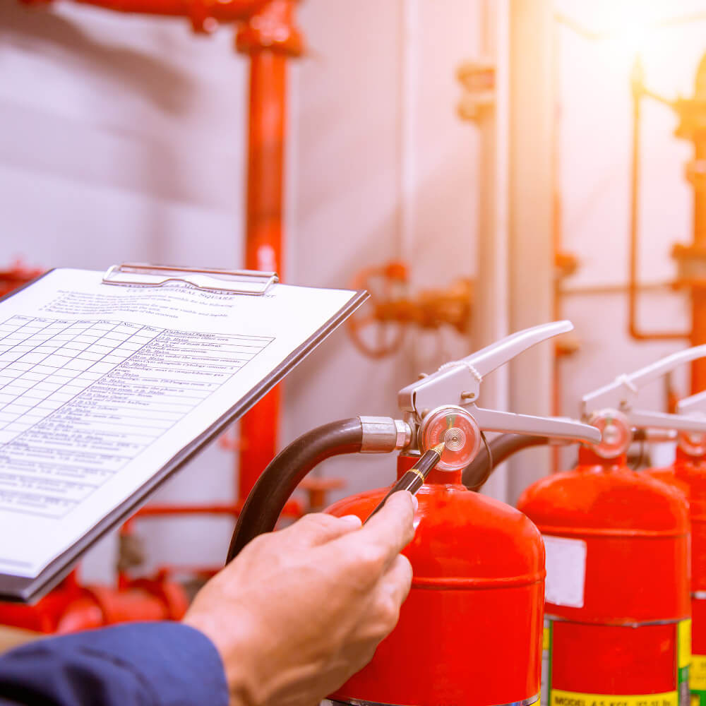 Fire Safety Training Class